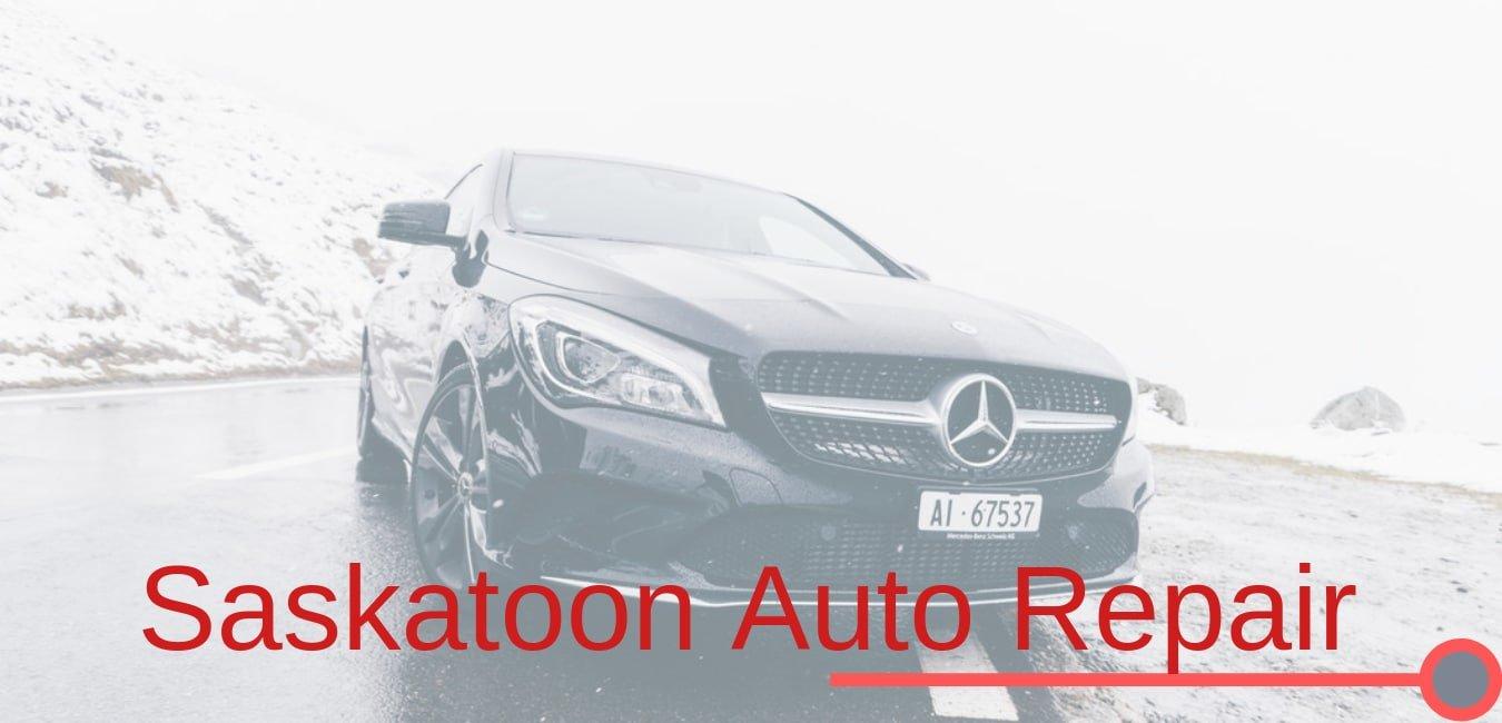 Saskatoon Auto Repair