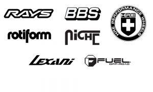 Top Rim brands