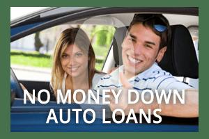 No Money Down Auto Loans Calgary