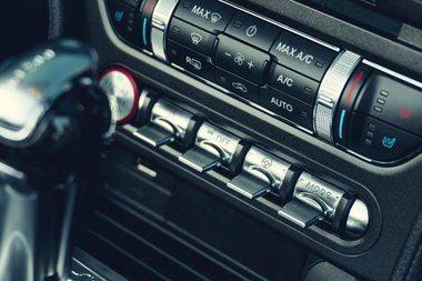 2019 Ford Mustang Interior