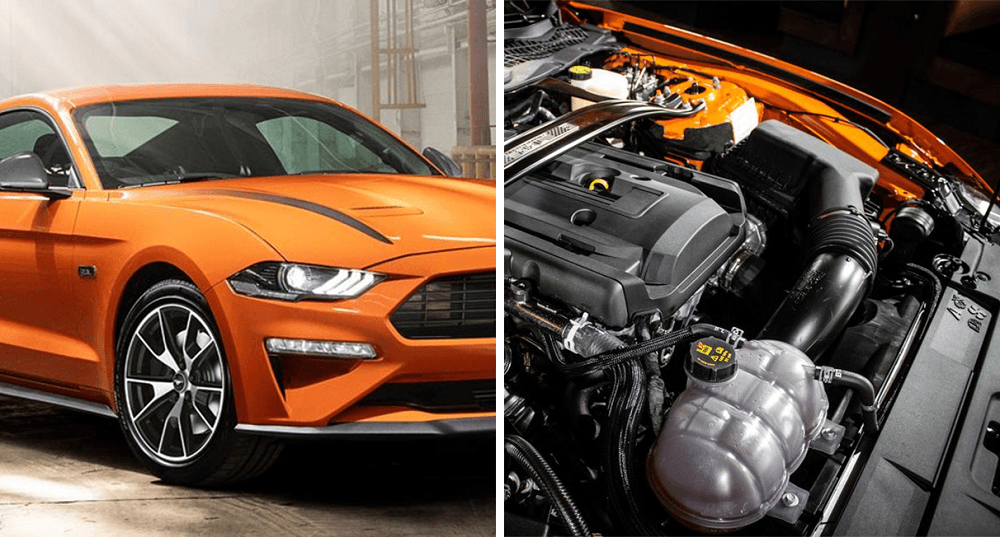 2020 Ford Mustang Power & Engine Performance