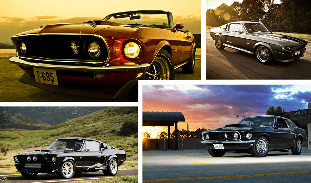 Ford Mustang is durable and dependable and the car Ages Gracefully
