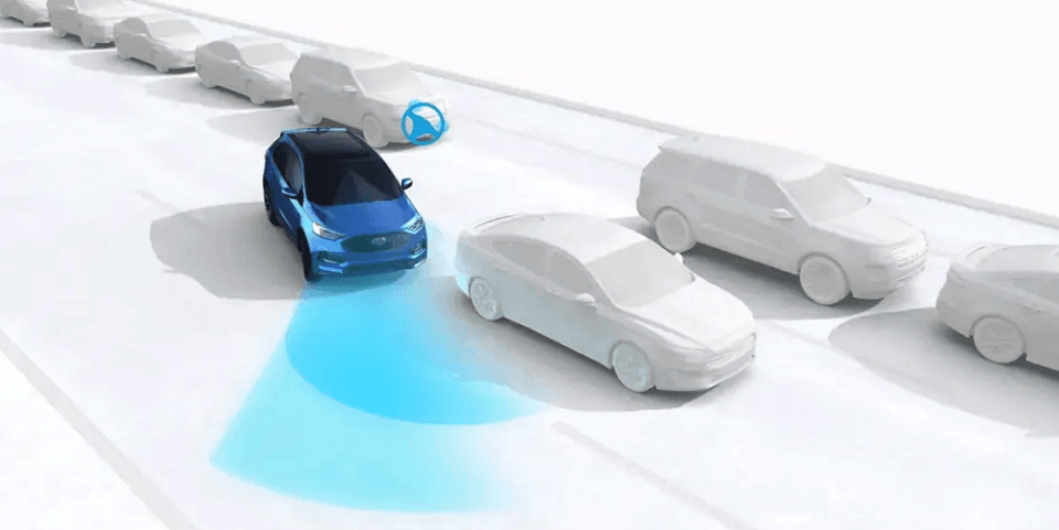 2020 2020 Ford Escape Safety Features