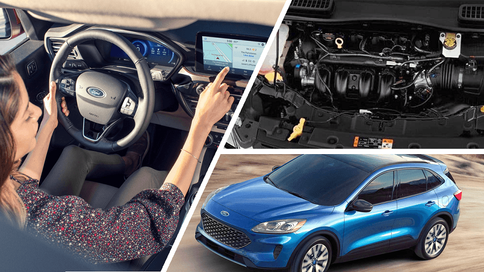 2020 Ford Escape Engine Performance