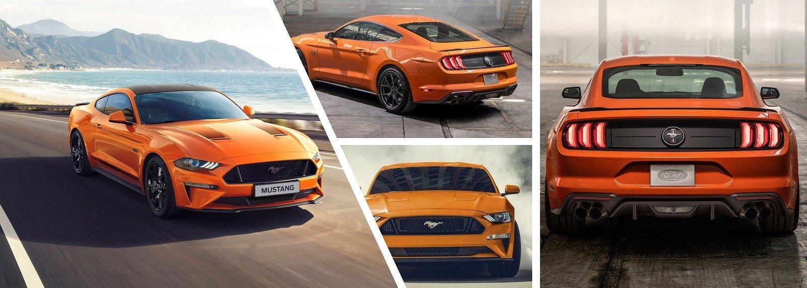 2020 Mustang GT Design