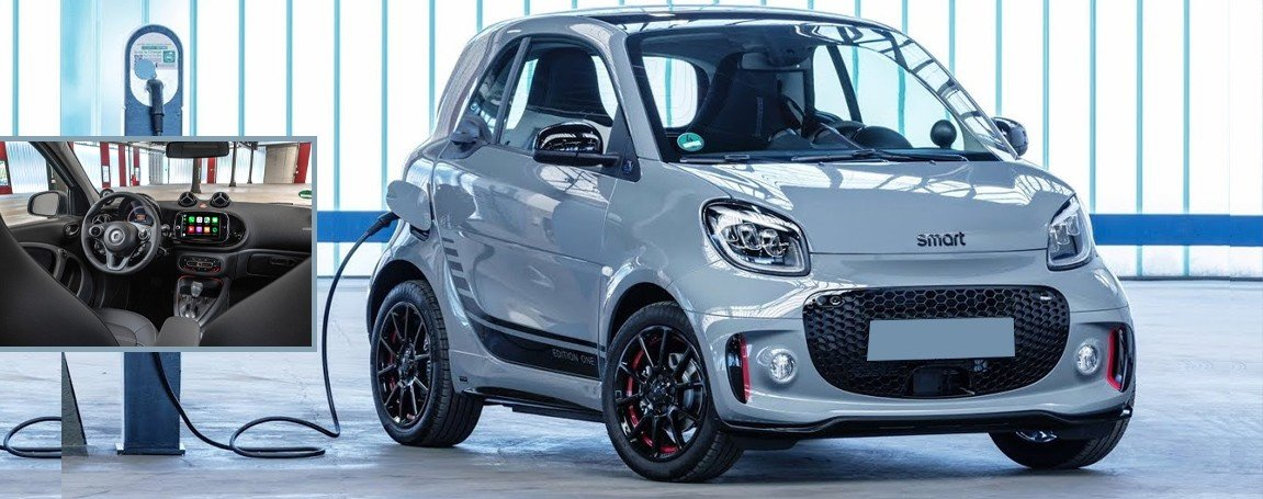 Smart ForTwo - Features