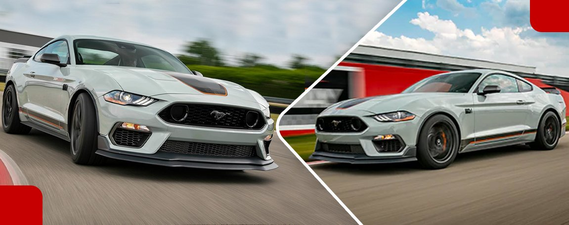 Ford Mustang GT   Legendary Name at a decent price   Exterior design