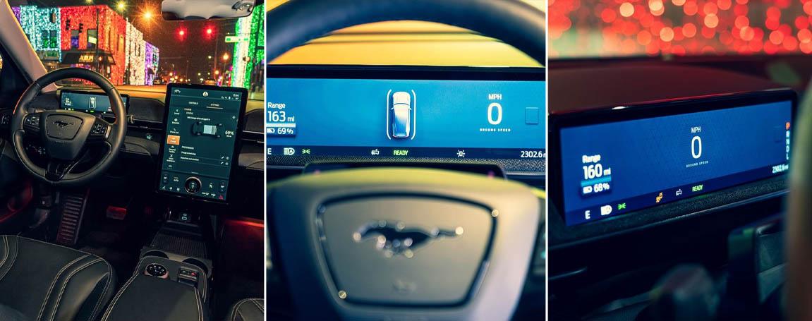 Mustang Mach E   Infotainment