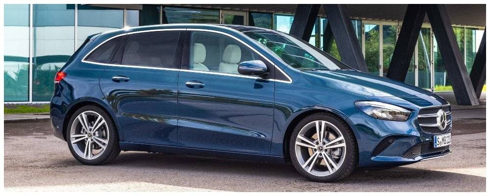 mercedes benz b class electric drive for sale in toronto