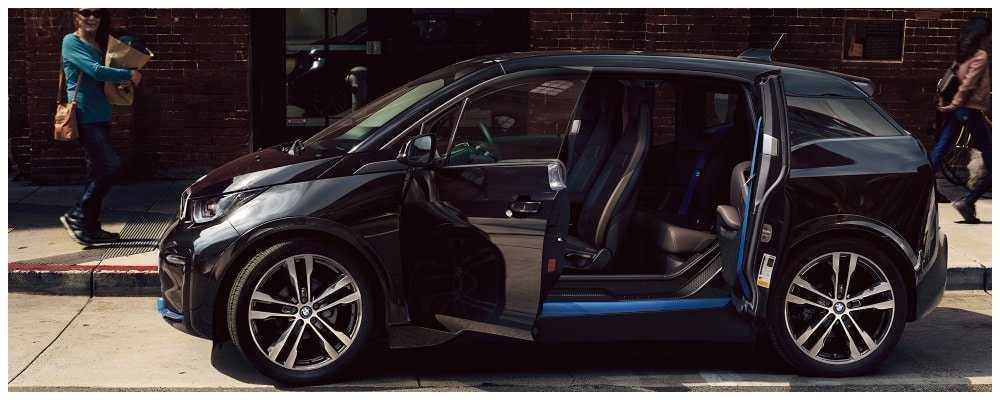 luxury bmw i3 electric vehicle for sale in toronto