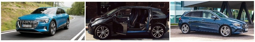 best luxury electric cars for sale in toronto in 2019