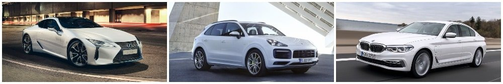 luxury hybrid vehicles for sale in toronto and the gta