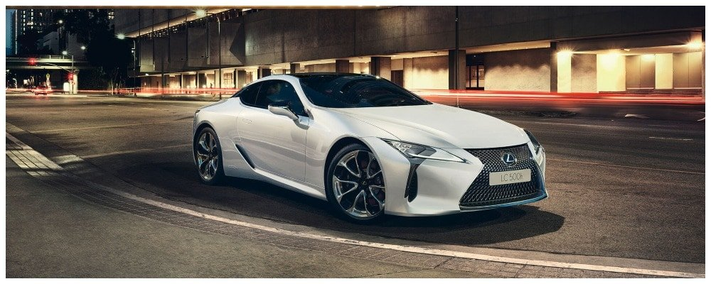lexus hybrid lc 500h for sale in toronto