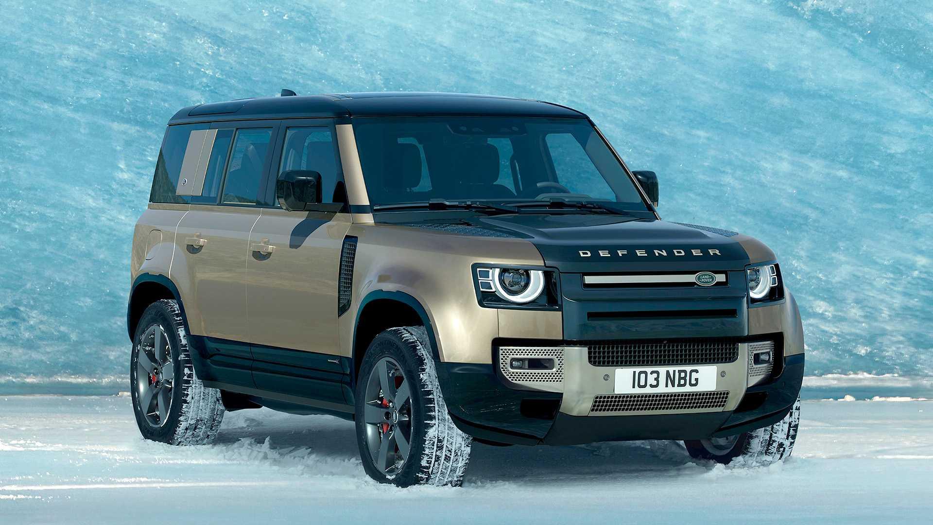 2020 Land Rover Defender Toronto