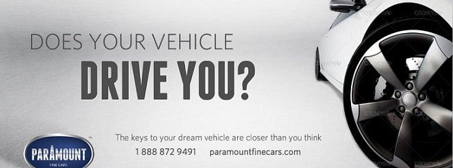 paramount drive banner