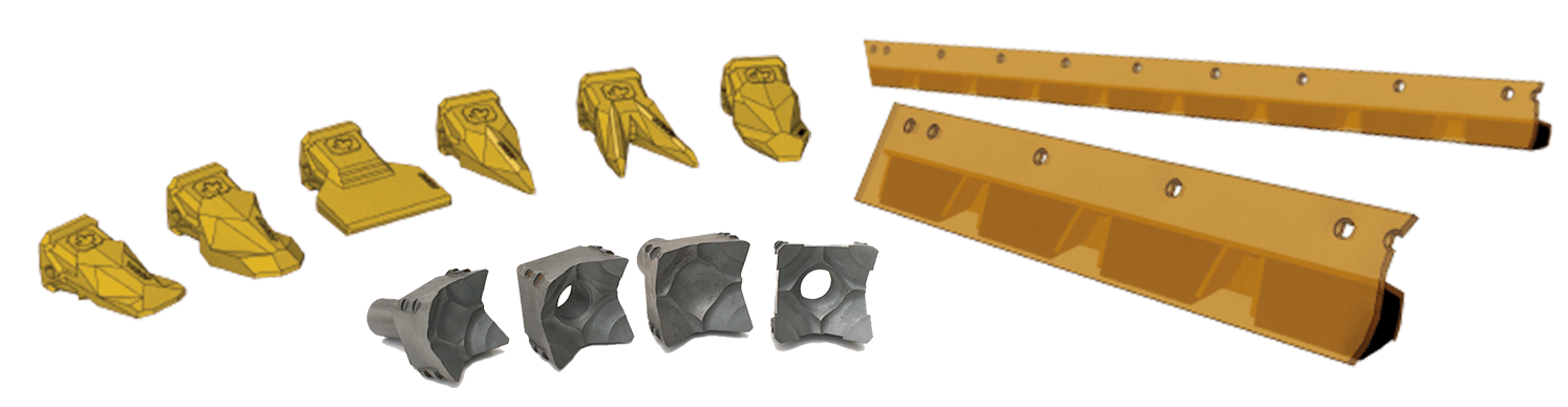Ground engaging parts