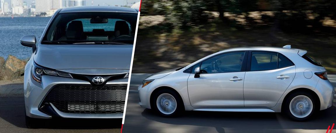 2021 Toyota Corolla Hatchback - Performance