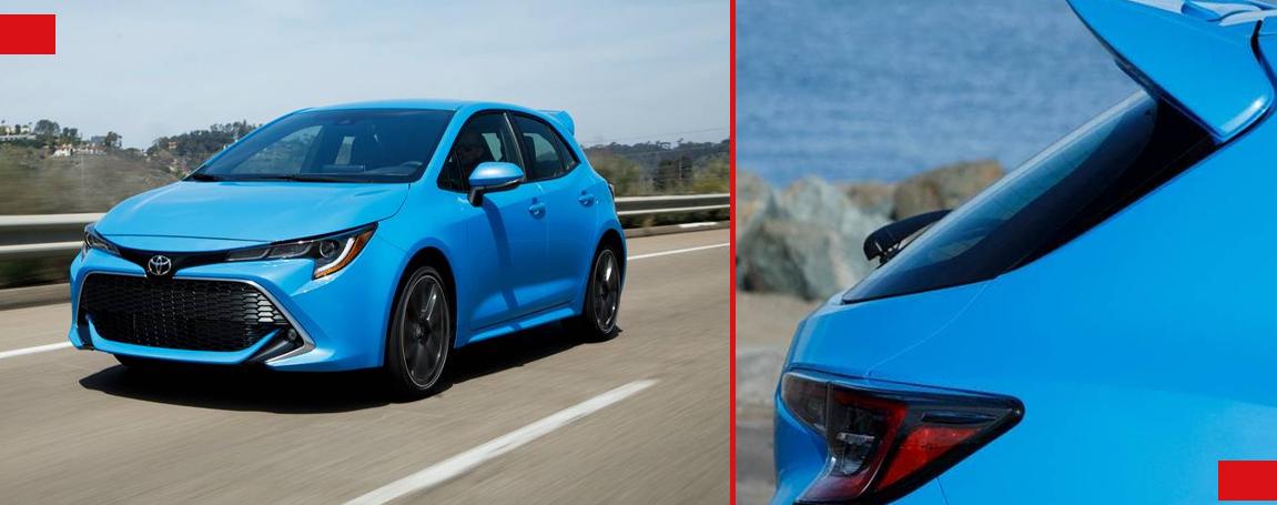 2021 Toyota Corolla Hatchback - Safety