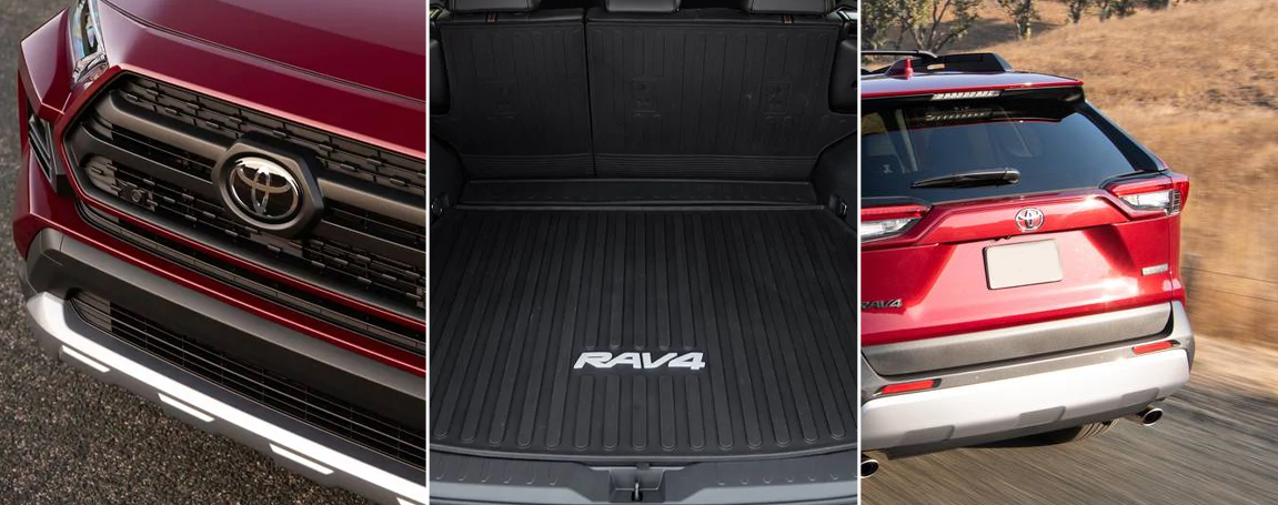 2021 Toyota RAV4- Conception