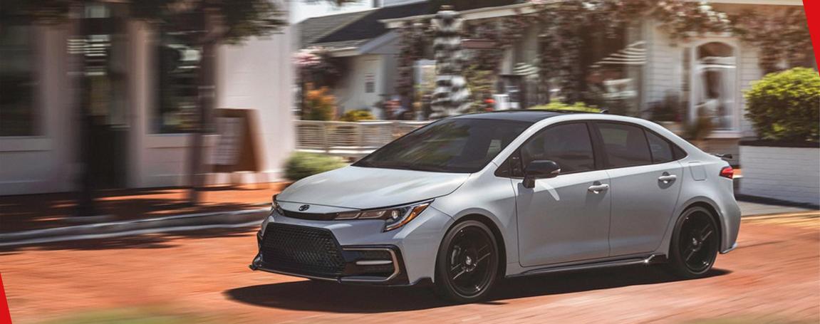 Toyota Corolla 2021 - Performance
