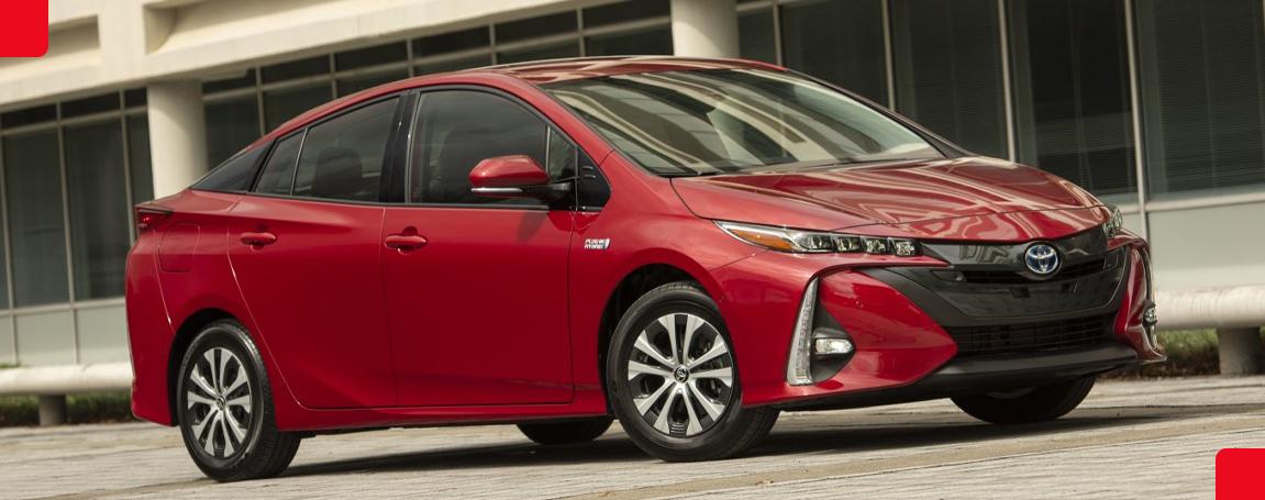 Toyota Prius Prime 2021 : versatilité