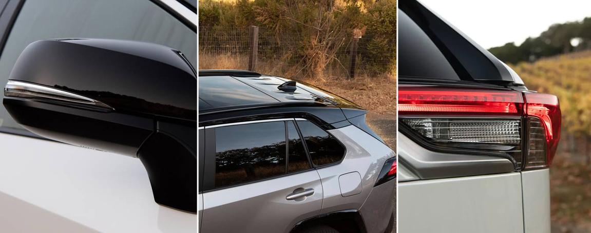 Toyota Rav4 Hybride 2021 - Conception
