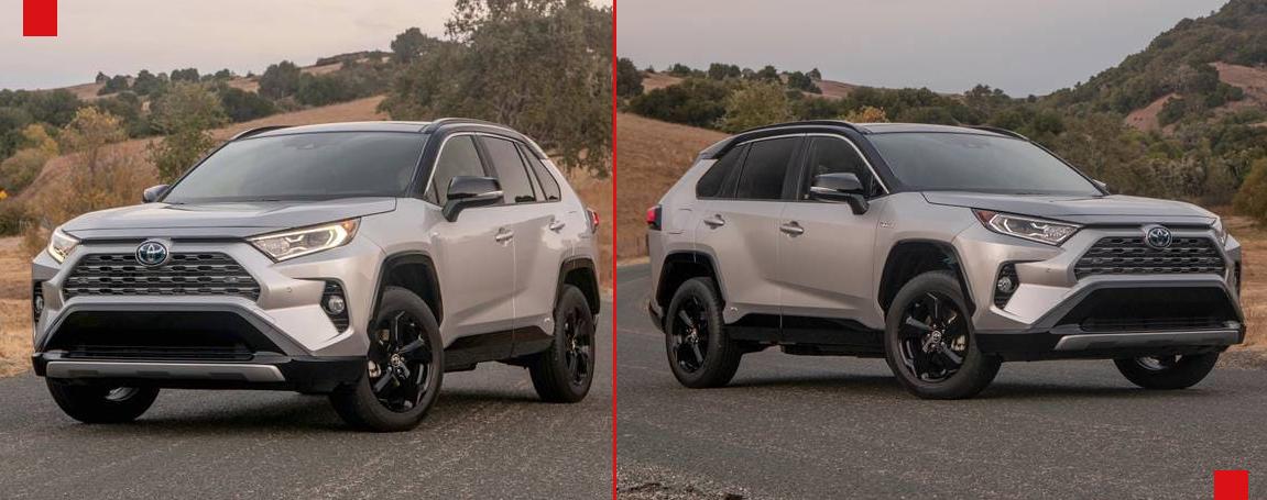Toyota Rav4 Hybride 2021 la superpuissance à faible consommation?