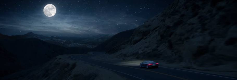 Audi's R8 Super Bowl ad