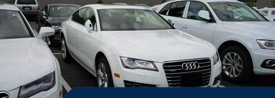 Audi Used Vehicles