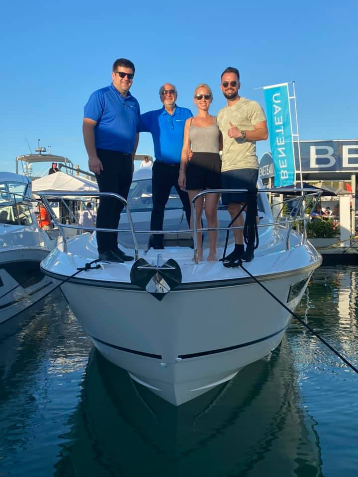Salon du bateau de Miami 2020