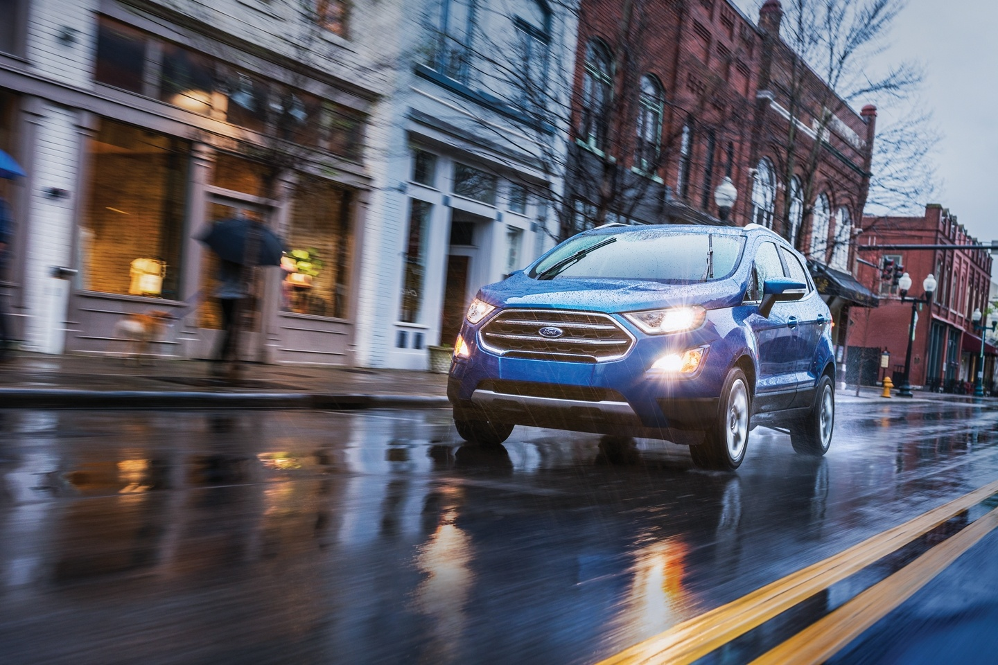 2020 Ford EcoSport Safety AdvanceTrac