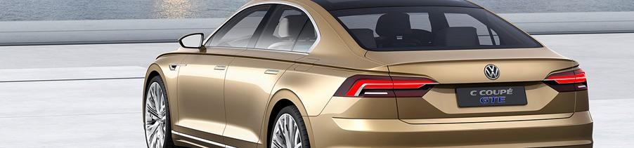 Volkswagen C Coupe GTE rumours