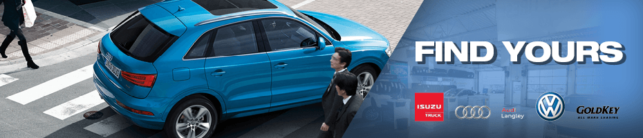 Audi dealership in Vancouver, BC