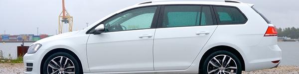 Used Volkswagen Golf Wagon