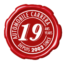 Automobile Carrera 19 ans depuis 2003